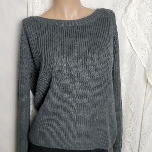 Wet Seal Knit Sweater xs